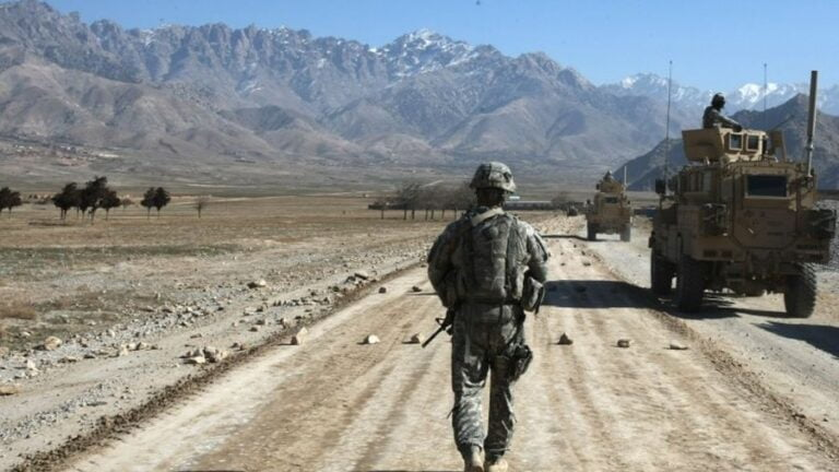 The Forever War in Afghanistan Is Far from Over