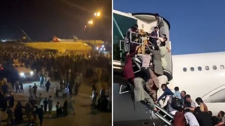 Chaos at the Kabul Airport: American Incompetence or Perception Management Plot?
