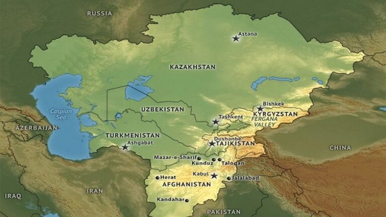 It's Time to Create An Afghan-Central Asian Connectivity Platform