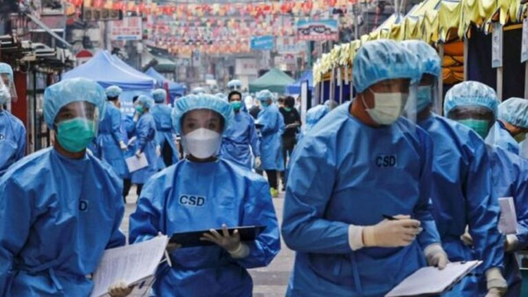 U.S. Intel Finds Grease Gun Instead of Smoking Gun for Alleged China Virus Lab Leak
