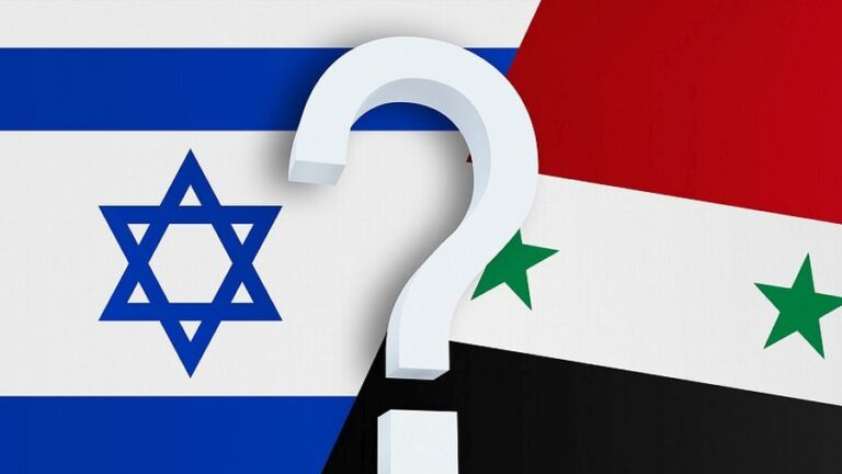 Is Russia Recalibrating Its De Facto Alliance with Israel in Syria?