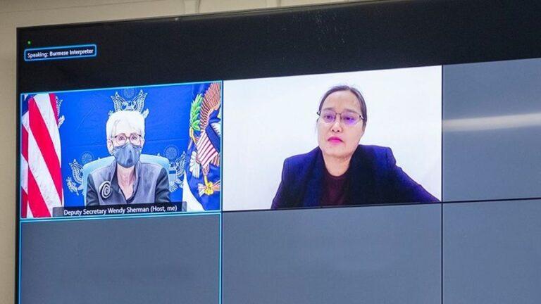 US Regime Change Creeps Forward in Myanmar