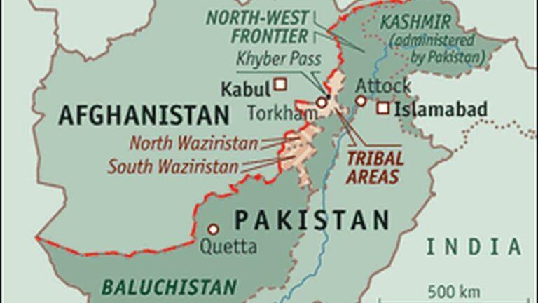 Taliban Victory May Strengthen Pakistan in Dispute for Kashmir