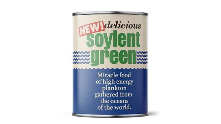 Soylent Green is the Pink Slime of Today!