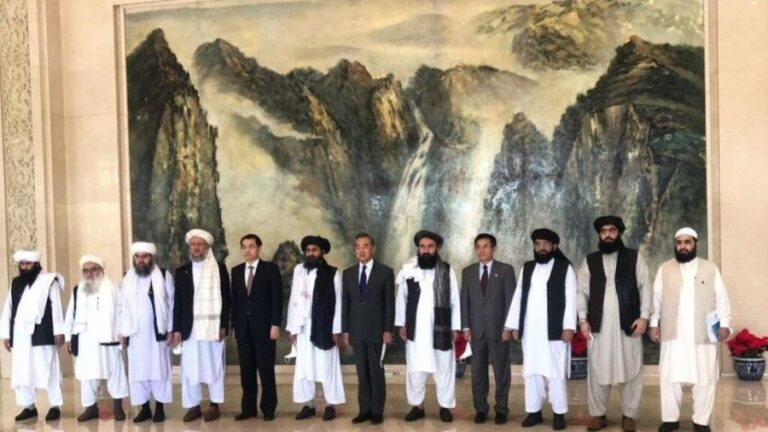 How Russia-China Are Stage-Managing the Taliban