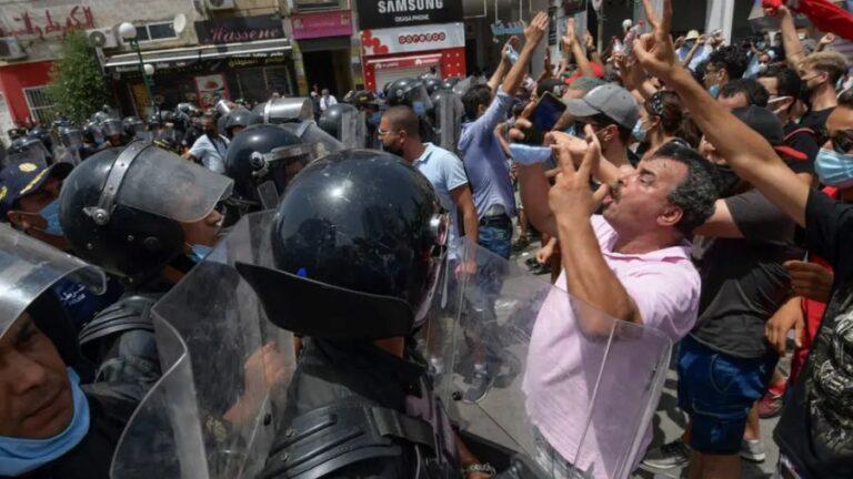 The Fall of Tunisia, Last Survivor of the Arab Spring
