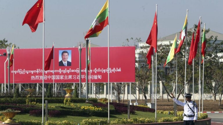 How Myanmar fits into China's New Silk Roads
