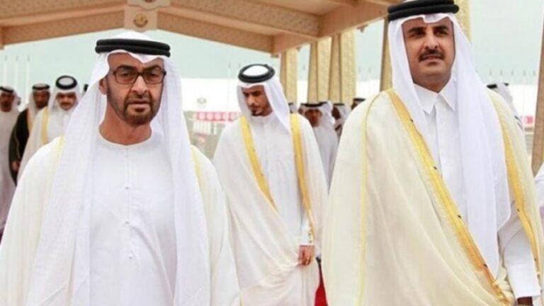 The UAE and Qatar: Making Up