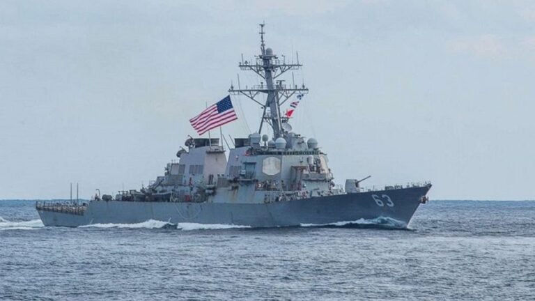 The United States Faces a Cataclysmic Prospect in the South China Sea