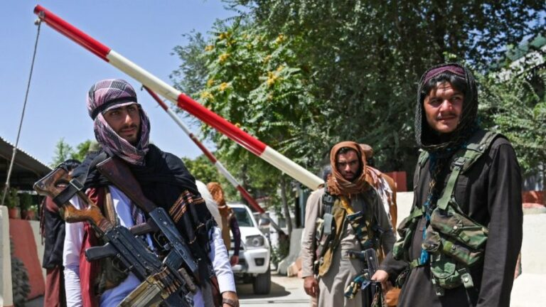 The Islamic Emirate of Afghanistan Back with a Bang
