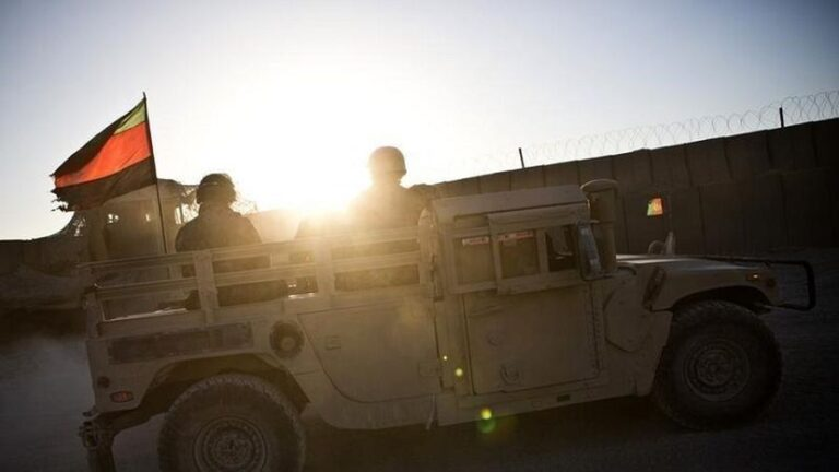 US Withdrawal from Afghanistan: a Predictable Effect