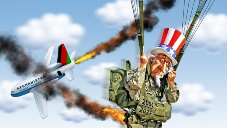 Another One Bites the Dust… Geopolitical Fallout from U.S.-Afghan Failure