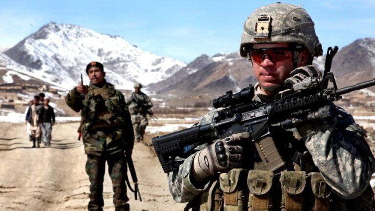 The Great Washington Ponzi Scheme in Afghanistan Comes Crashing Down