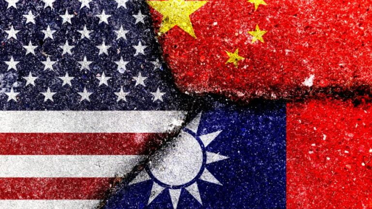 How Taiwan Will Fall into Beijing's Lap, Like an Overripe Mango