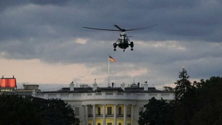 Will the Next US Military Airlift be Out of Washington DC as the American Empire Implodes on Itself?
