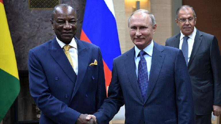 Is the Guinean Coup a Pro-French Power Grab Against a Russian-Friendly Leader?