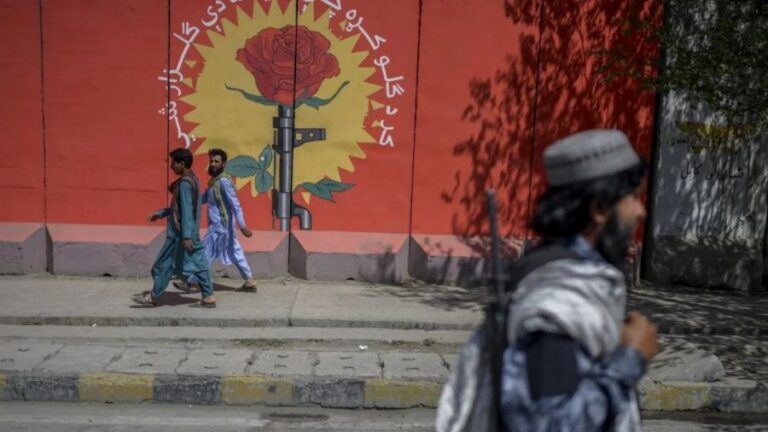 A Stable Afghanistan is a Huge Win for China. That's Why the US Won't Allow It