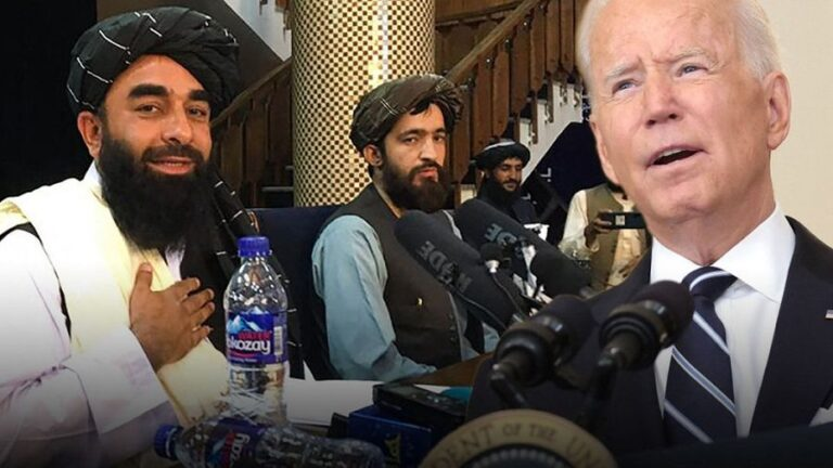 Biden Spoke the Truth About the Taliban's Self-Interest