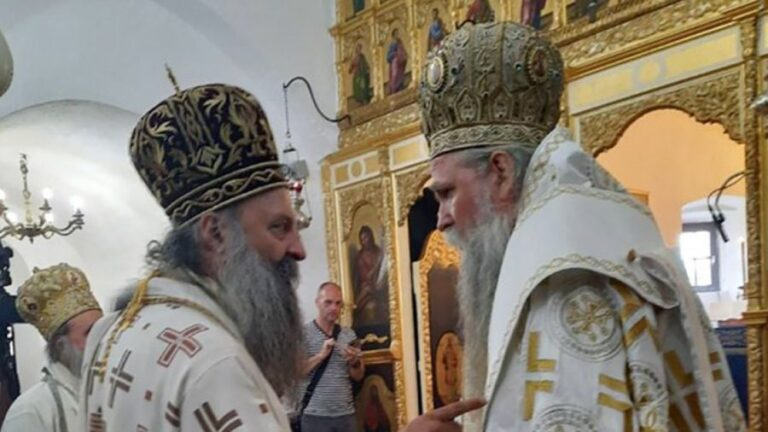 The Serbian Orthodox Church Is Once Again in the Crosshairs in Montenegro