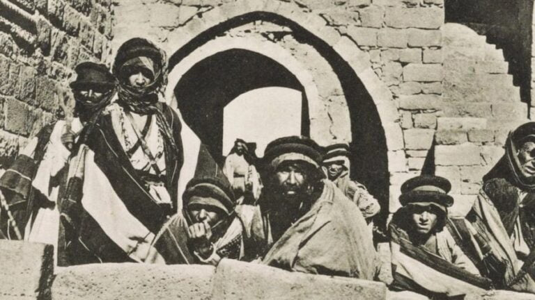 From Glorious Millennia to Death and Destruction: Zionists Rewrite Palestine's Story