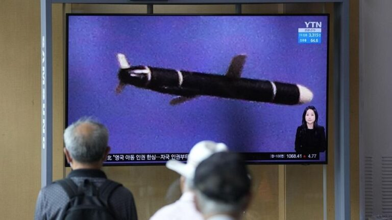 North Korea's New Cruise Missile: Built to Threaten or Because of Threats?