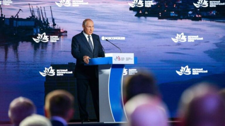The Eastern Economic Forum Accelerates a Grand Strategy of Win-Win Cooperation