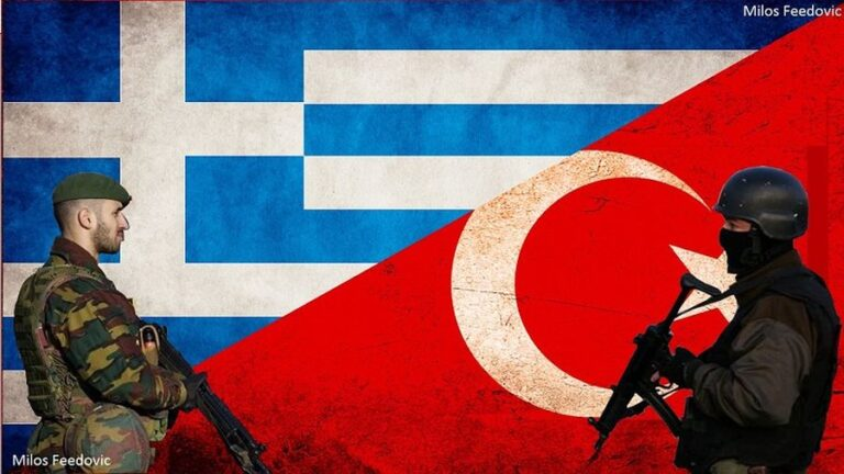 How Are France and Russia Influencing the Greek-Turkish Rivalry?