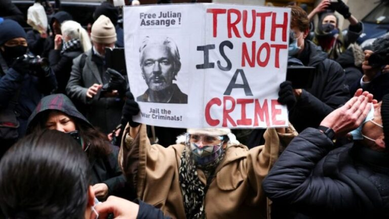 Silencing Julian Assange: Why Bother With a Trial When You Can Just Kill Him?