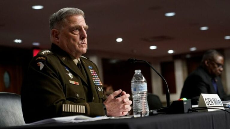General Milley Strikes Out Demonstrating What Is Wrong With the American Military