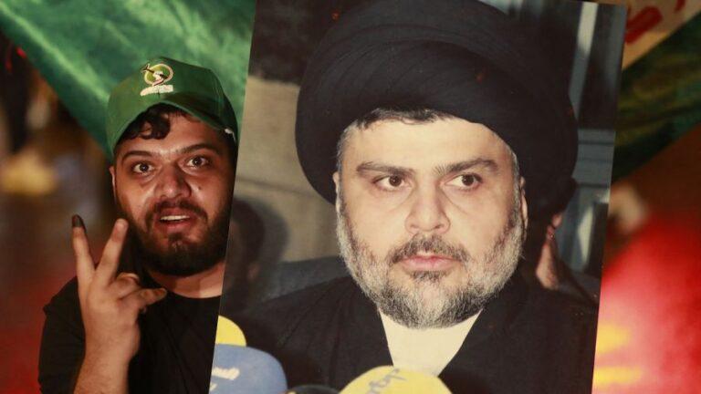 Muqtada the Conqueror Gains Ground in Iraqi Poll