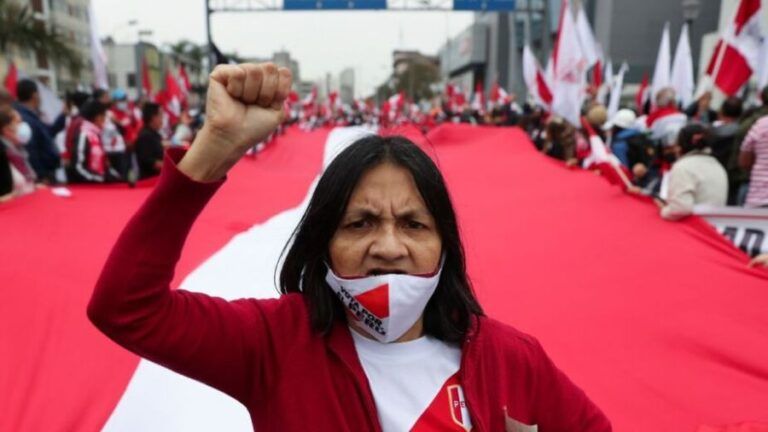 The Vindictive Empire Strikes Back, in Peru