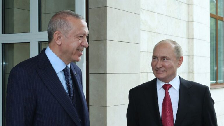 The Putin-Erdogan Summit Appears to Have Responsibly Regulated Their Competition