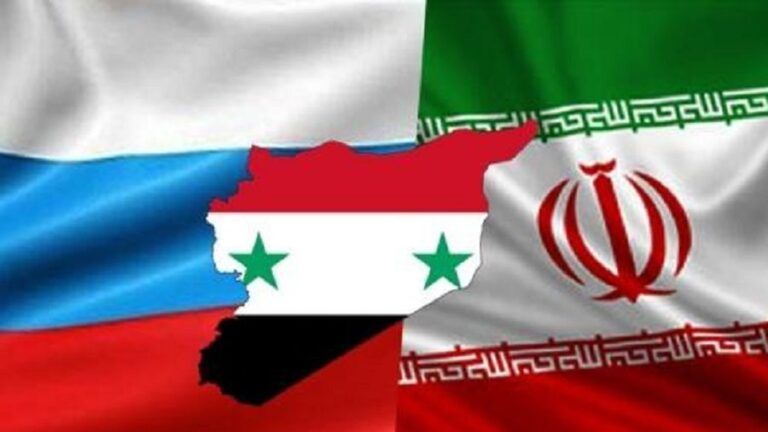 Will Russia's 'Energy Diplomacy' in Syria Lead to Iran's Withdrawal?