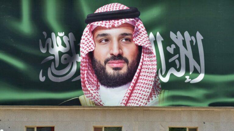 Biden Makes Eye Contact with Saudi Crown Prince