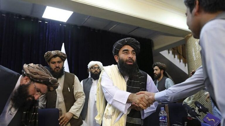 For the Sake of International Recognition, the Taliban is Trying to Change its Image