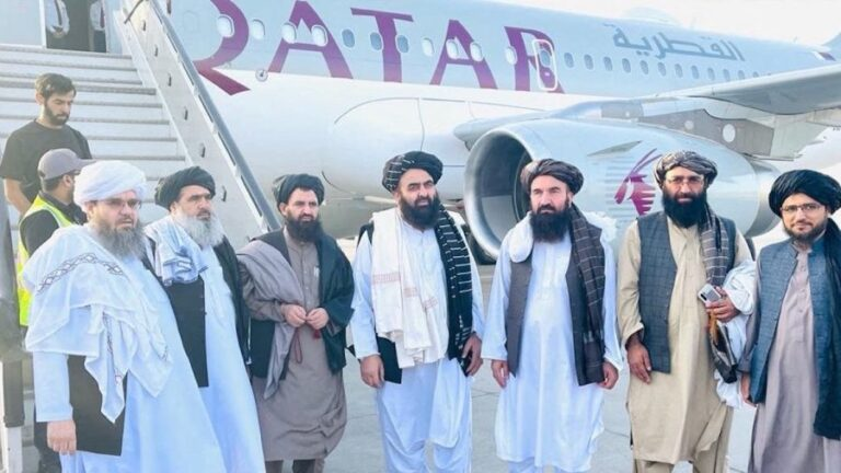 The Taliban has Many Suitors Lining Up to Help