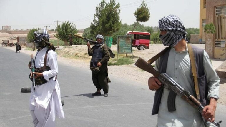 Who is Responsible for the Escalating Situation between the Taliban and Tajikistan?
