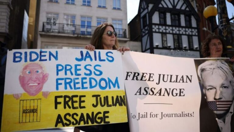 CIA Plot to Murder Assange Is Open Season on Independent Journalism