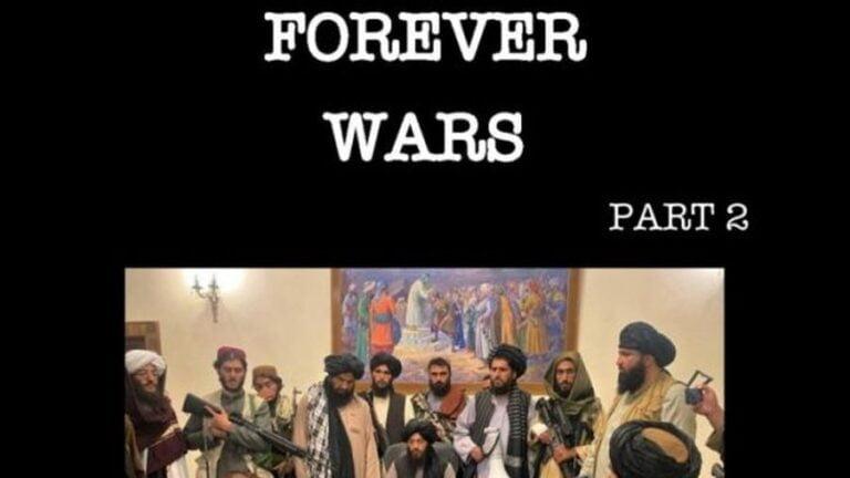 Forever Wars, Recaptured in Real Time