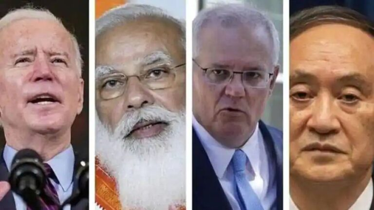 What Does India Get Out of Being Part of 'The Quad'?
