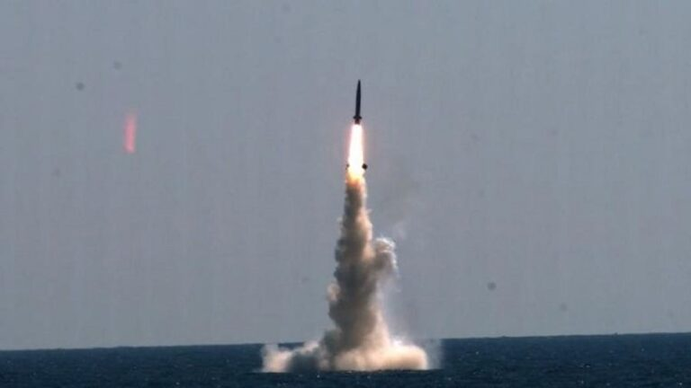Korean Peninsula's Missile Race Continues in Earnest